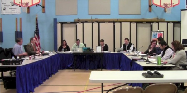 Park Ridge-Niles School District 64 Board of Education meeting