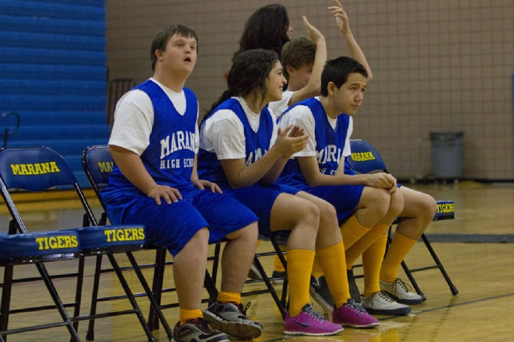 Marana High School has been recognized for its work with the Special Olympics.