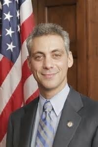 Sen. Durbin meets with Chicago's mayor to discuss gun legislation.