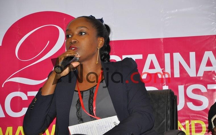 CSR-in-Action Executive Director Bekeme Masade