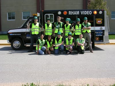 Students and adults at RHAM High School have their own CERT team.