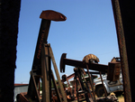 Oil prices saw a slight uptick in April.