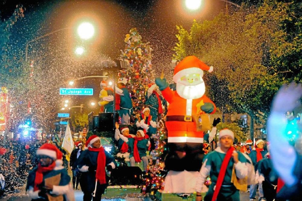 Christmasparadenight