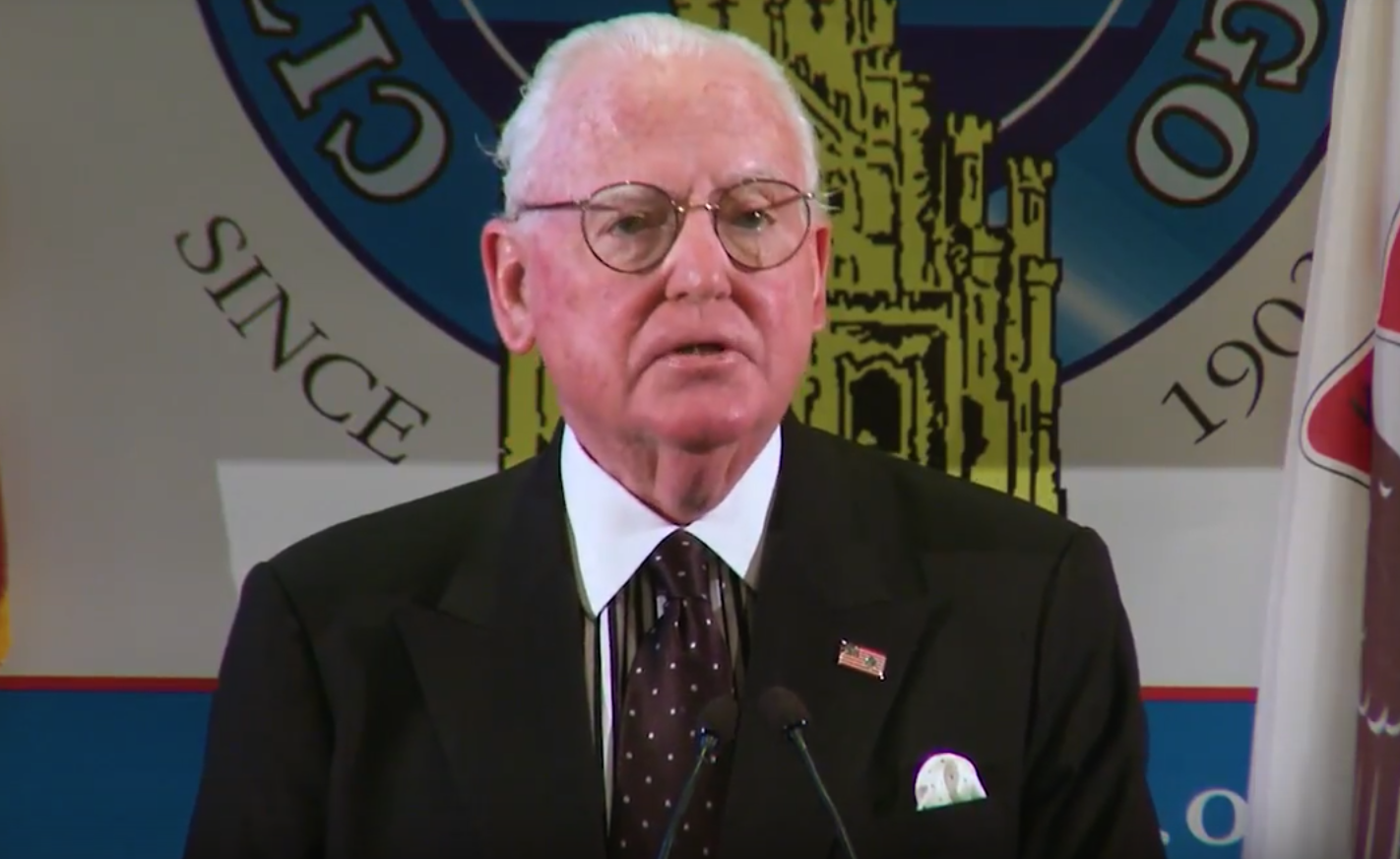 Chicago Alderman Ed Burke (D-14th) was honored earlier this year by the Chicago City Club