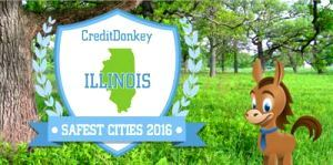 Safest illinois 2016