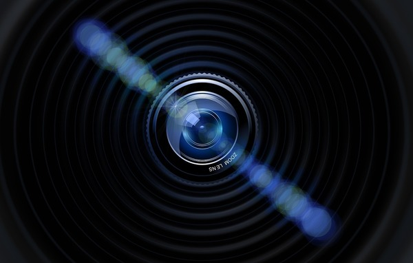 Large cameralens