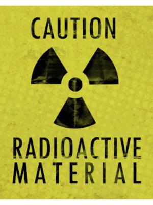 Large radioactive