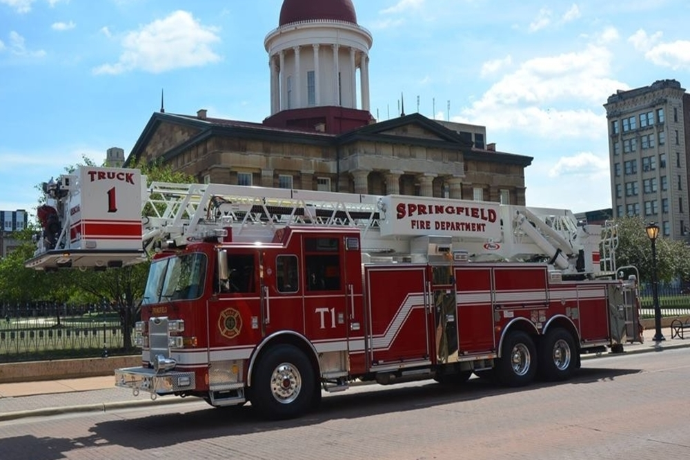 In 2016, Springfield's firefighters' pension fund paid out over $13 million in benefits and lost over $5 million from investments.