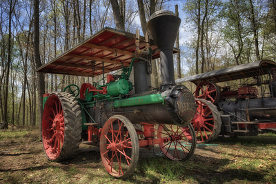 Tractors have been an agricultural workhorse that helped shape the State of Texas.