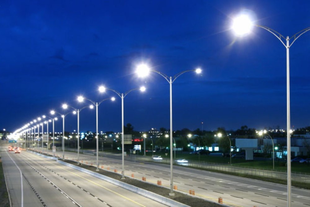The City of Austin replaced all its street lights with LEDs in 2013.