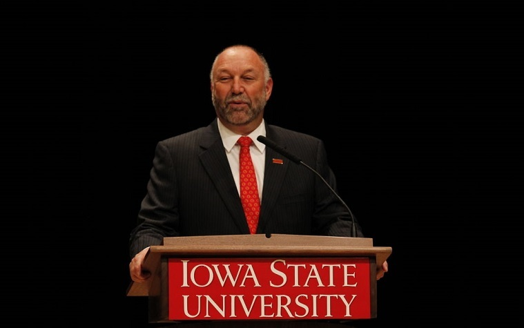 Steven Leath will assume his new role as an NCAA board member on June 1.