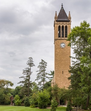 Iowa State University achieved higher rankings for several graduate programs.