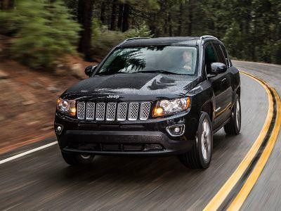 Large jeep