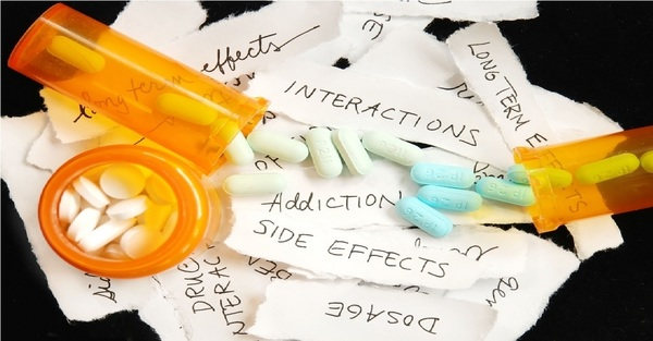 Large drug interactions