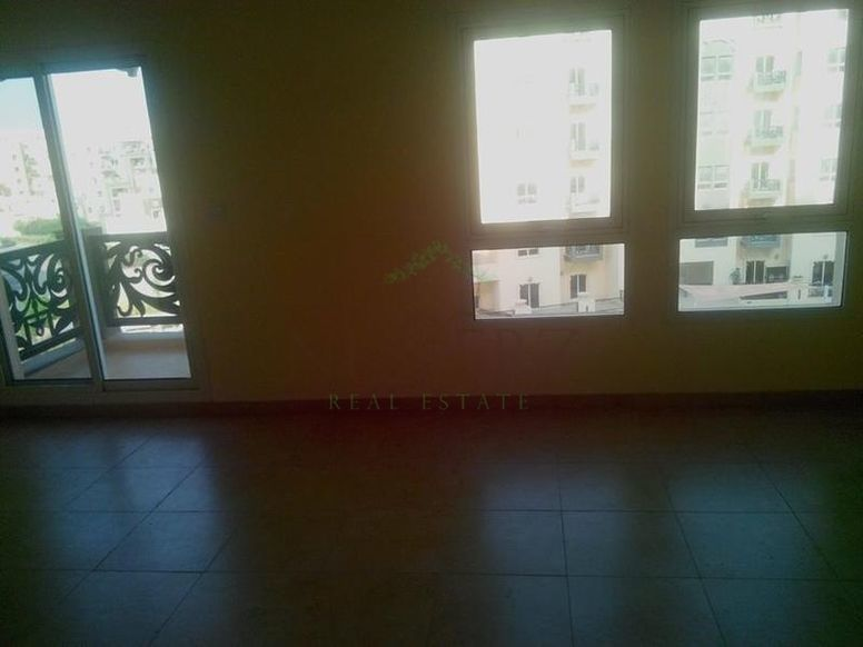 This is just a portion of the living space in the available two bedroom apartment in Remraam