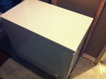 A chest freezer is a quick and relatively inexpensive way to increase food storage capacity.