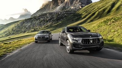 The Levante challenges what an SUV is capable of -- and then some.