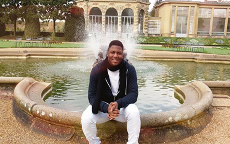Danny Grigsby expects to graduate after his semester abroad with degrees in management, general business entrepreneurship and general business.