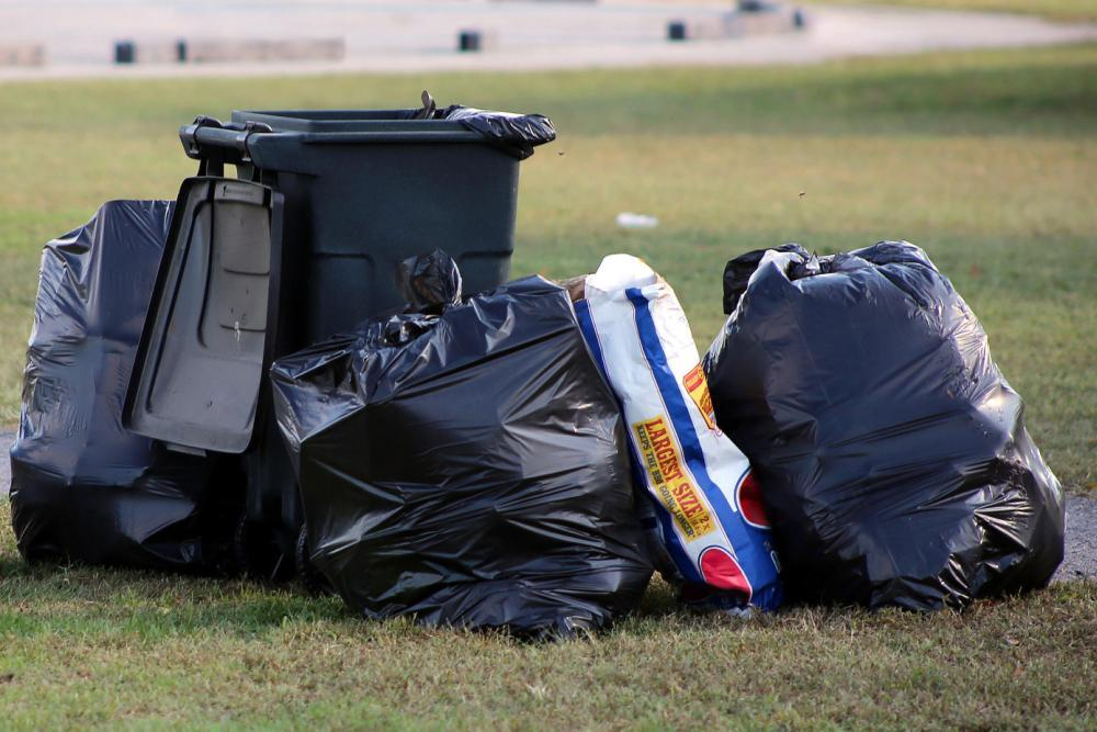 Doty Sanitation has suggested that residents wait before requesting a second trash toter.