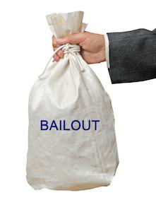 Medium bailout