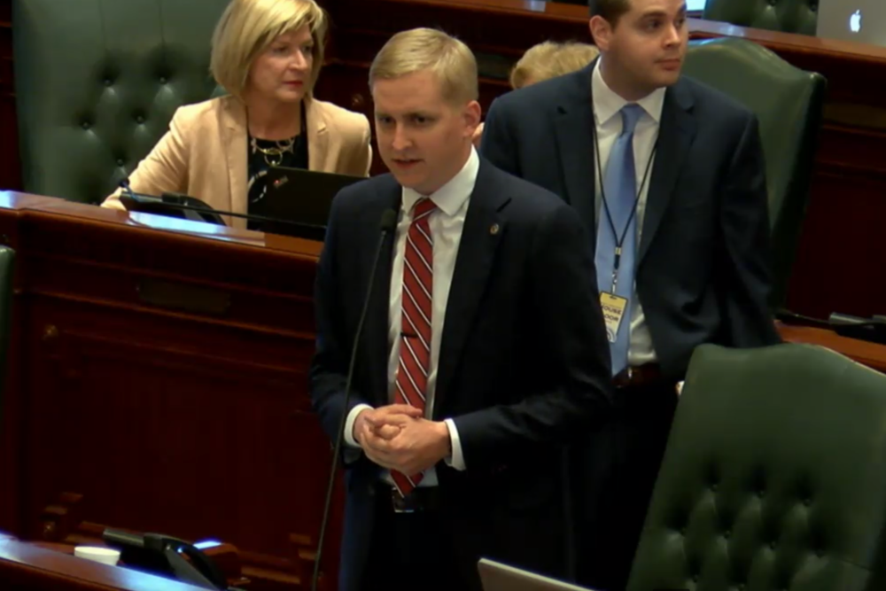 State Representative Tom Demmer (R-Dixon) appointed to deputy house minority leader this week.