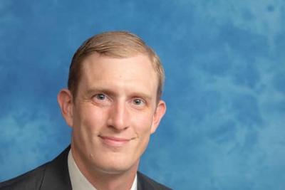Illinois state Senate candidate Chris Kasperski (R-Lindenhurst)