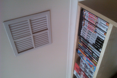 The air vents coming from a central heat and air system keep the house comfortable, but they do need to be cleaned.