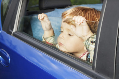 Vehicle manufacturers have different ways to set their child locks.