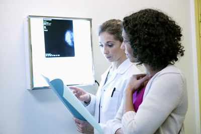 Invasive breast cancer is the second-most commonly diagnosed cancer in women.