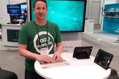 Rob Matthews founded Loop Rewards.