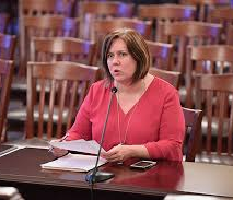 State Rep. Joyce Mason (D-Gurnee)