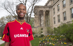 Malcolm Smith has completed internships in Uganda and taken graduate level courses in Germany.