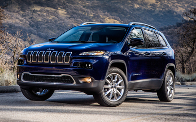 Its superior performance, exceptional fuel economy, craftsmanship and user-friendly connectivity help make the 2014 Jeep Cherokee the SUV of the Year.