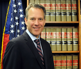 New York Attorney General Eric Schneiderman on Wednesday proposed a comprehensive ethics reform bill to the state legislature that would give his office permanent jurisdiction to investigate public corruption.