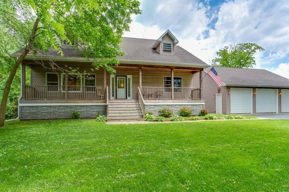 The home for sale at 141 Sunnyside Ave. in Crystal Lake had a property tax bill of $7,329 in 2017.
