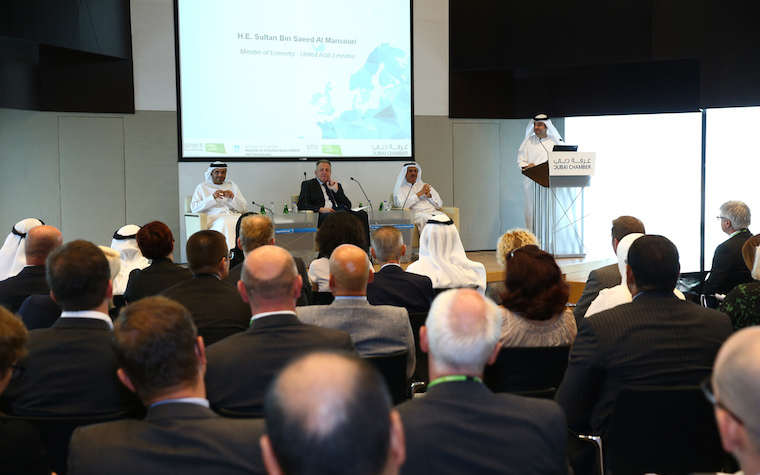 Dubai, Slovenia Chambers of Commerce meet to discuss business relationship