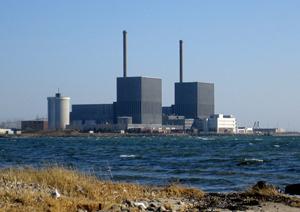 The Barsebäck Nuclear Power Station.
