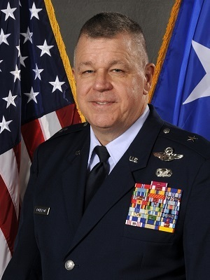 Illinois Emergency Management Agency Director William Robertson