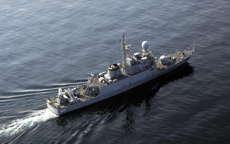 Salient Federal-SGIS, Inc. was awarded a contract to support the Royal Saudi Naval Forces.