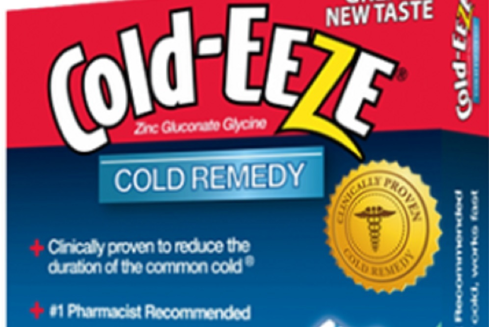 The Cold-EEZE line includes numerous over-the-counter cold remedies.