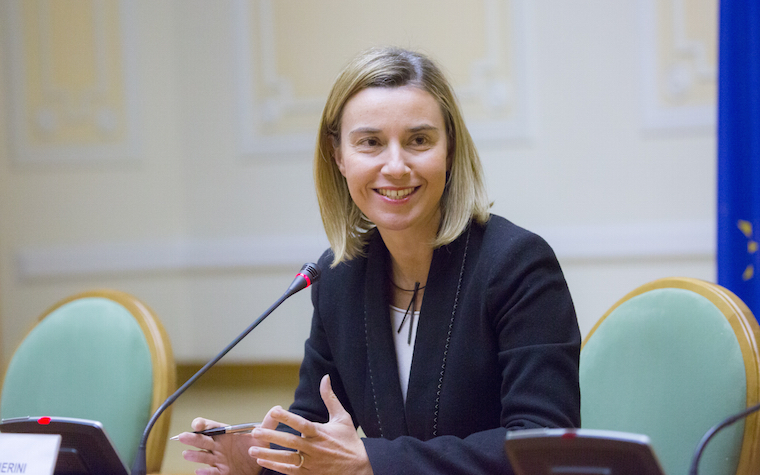 High Representative/Vice-President Federica Mogherini
