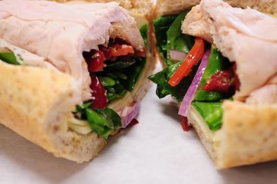Tucci's Southside Subs serves up some delicious sandwiches.