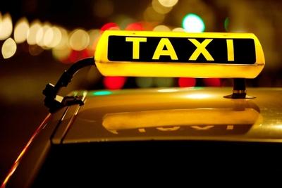 Medium shutterstock taxi night lit sign