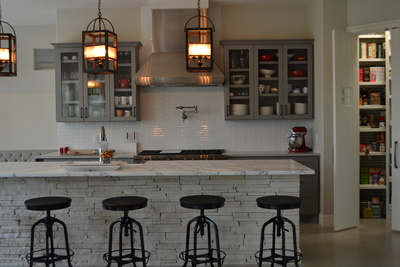 A remodeled kitchen can add a lot of resale value to a home.