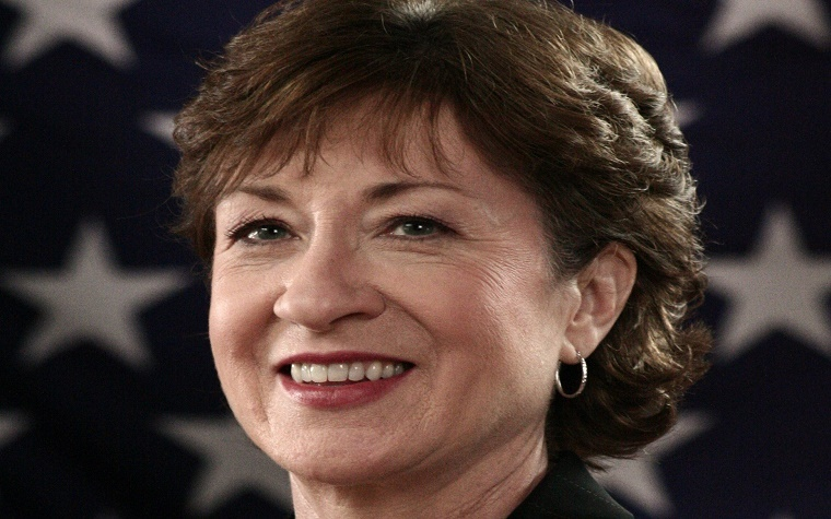 Sens. Susan Collins and Amy Klobuchar have urged President Obama to increase funding for Alzheimer's research.
