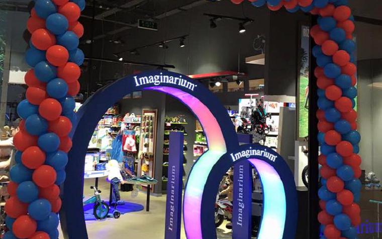 YKA acquires Imaginarium; showrooms in the works