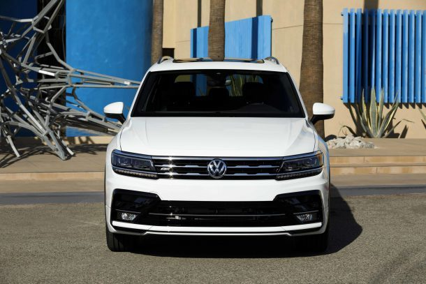 The 2018 Tiguan gets an estimated mileage of 23 miles per gallon highway and city driving.
