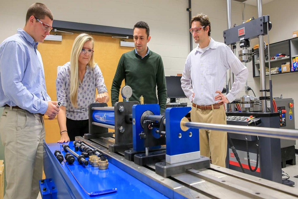 A new initiative for students who transfer to UAH, MATRIX seeks to improve the academic performance, retention, and graduation rates of those with a demonstrated financial need and academic promise in the STEM fields.