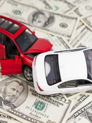 Large car crash insurance