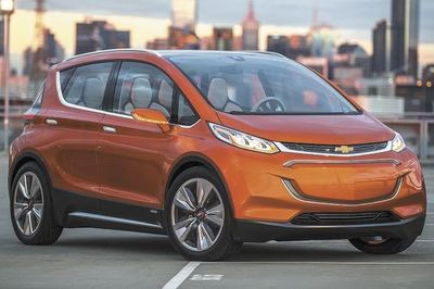 The Chevy Bolt has a 238-mile battery and costs $37,495 before incentives.